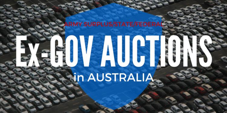 Buying at Government Auctions in Australia | Gov Surplus ...