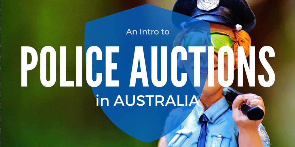 police auctions au